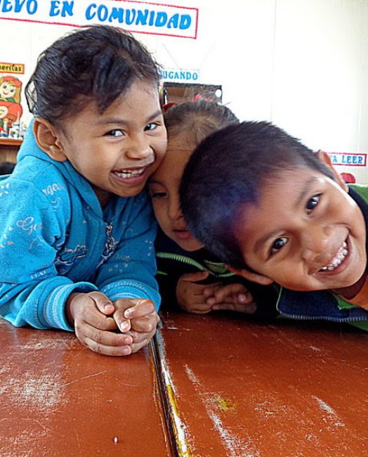 Promotion of child-safeguard in 5 marginalized communities of Peru